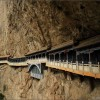 SHANXI, CHINA: CITY BUILT IN THE MOUNTAINS OF SHAN