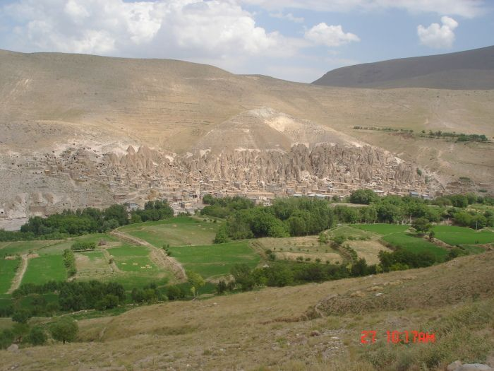 ancient Kandovan village