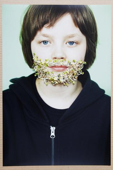 funny beard