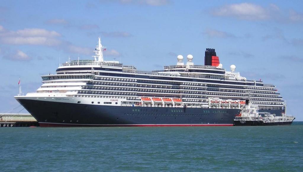 10 Beautiful Cruise Ships  The Wondrous Pics