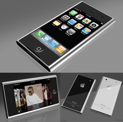News Latest Apple iPhone 5 - 2608 - The Wondrous Pics