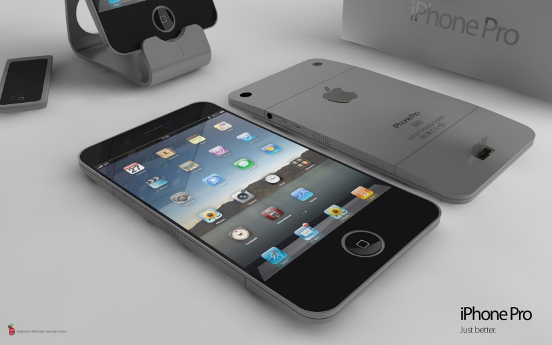 Iphone 6 conceptual design