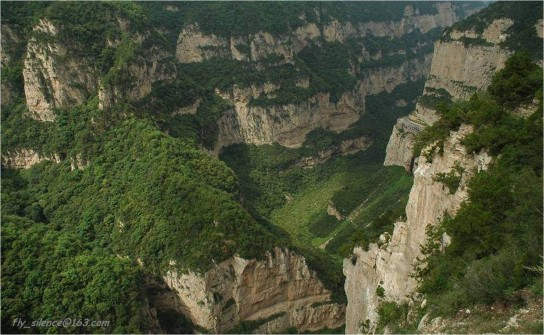 shanxi-china-mountain-city