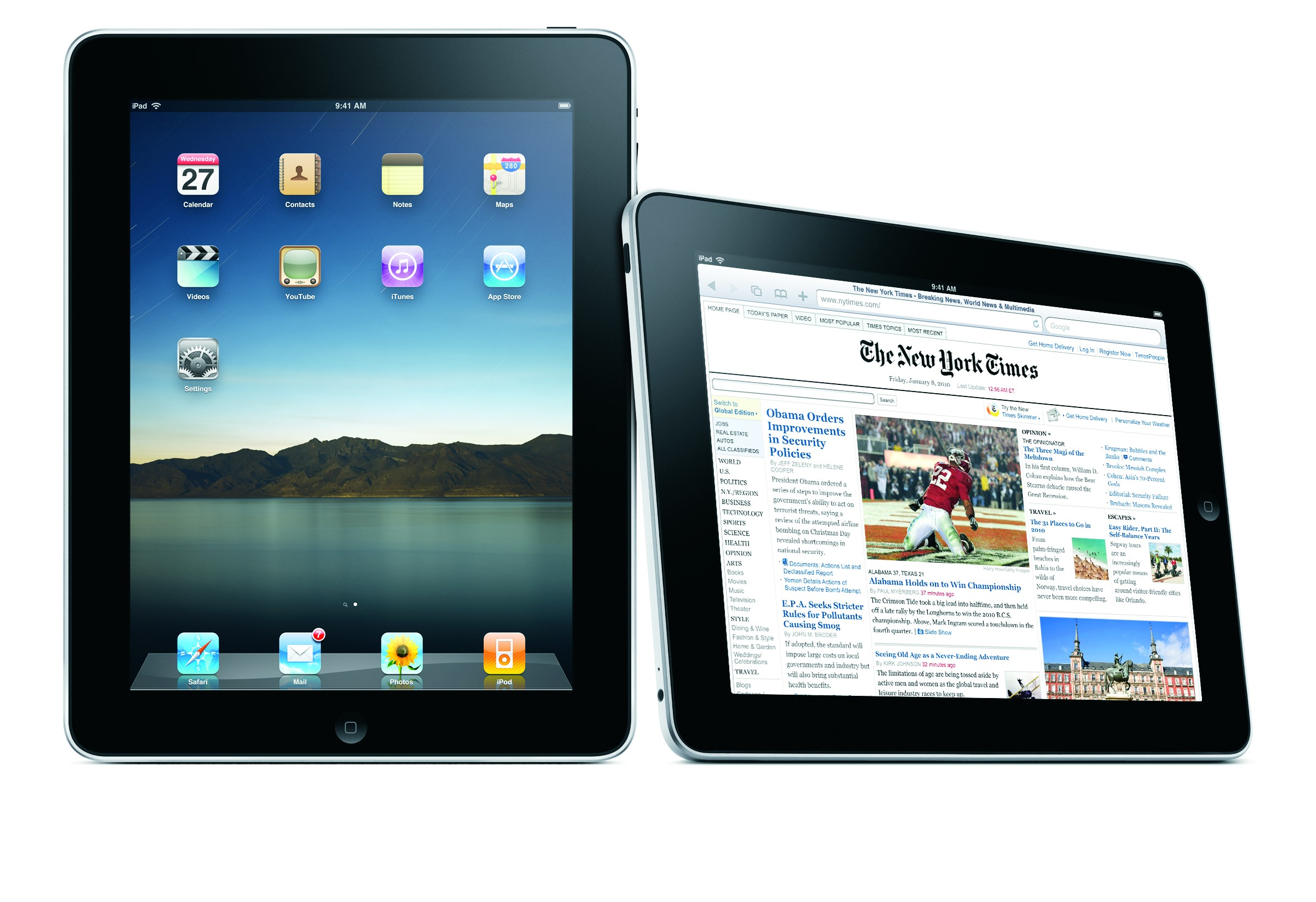Appleu0026#39;s iPad 2 - Features, Photos and Specifications - The Wondrous ...