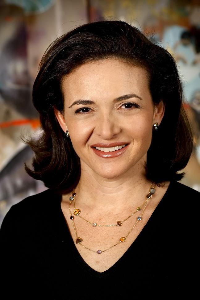 Sheryl-Sandberg - 2233 - The Wondrous Pics Sheryl Sandberg Hobbies