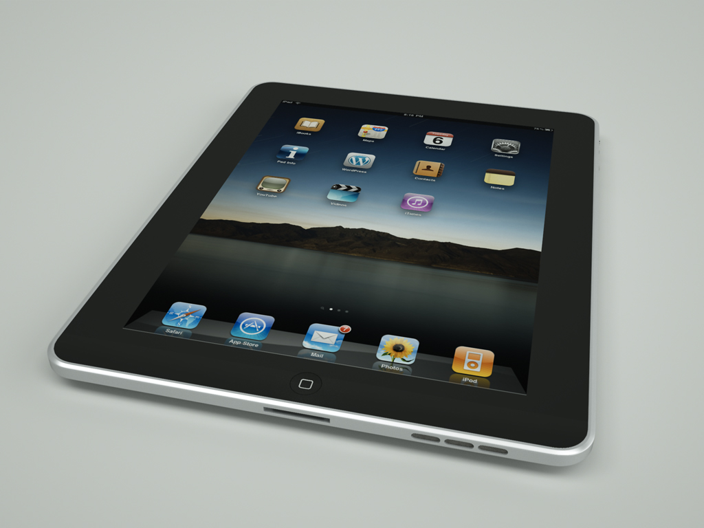 Apple Ipad 3  Photos And Expected Features
