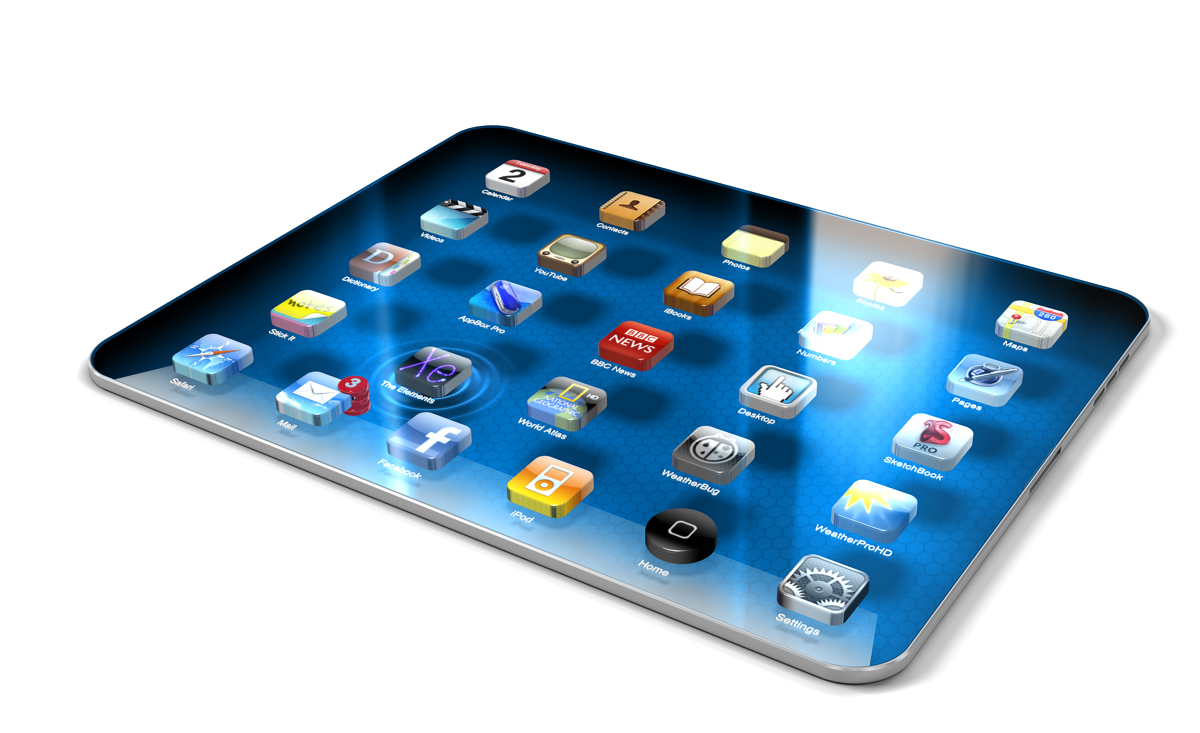IPAD 3 Concept Designs | Wondrous Pics