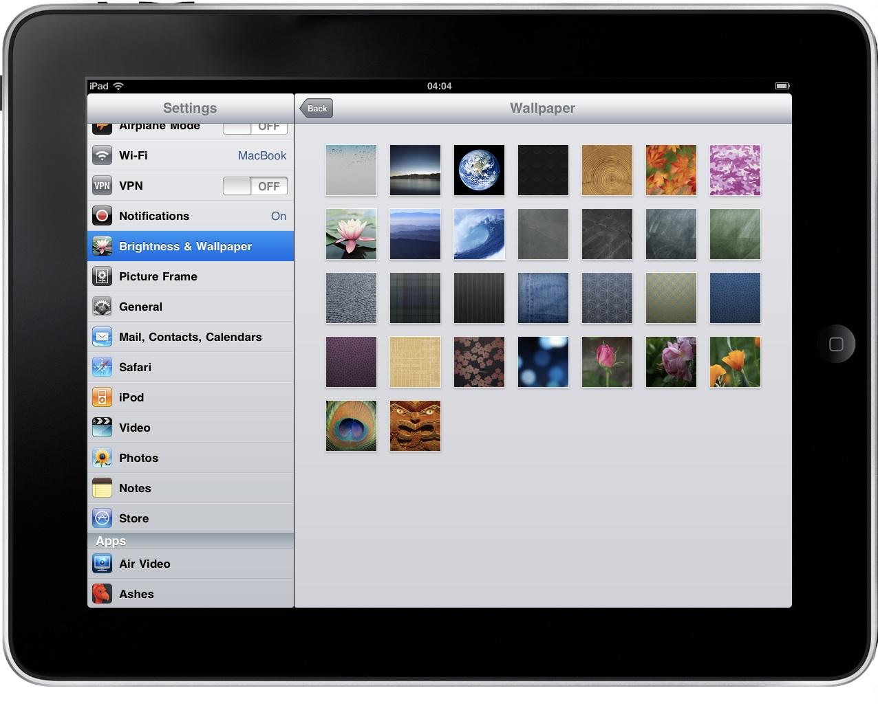 Ipad Retina Wallpaper: Apple IPad 3rd Generation 32GB Tablet Retina Display Wi-Fi
