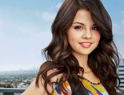 Selena Gomez  on Selena Gomez 4