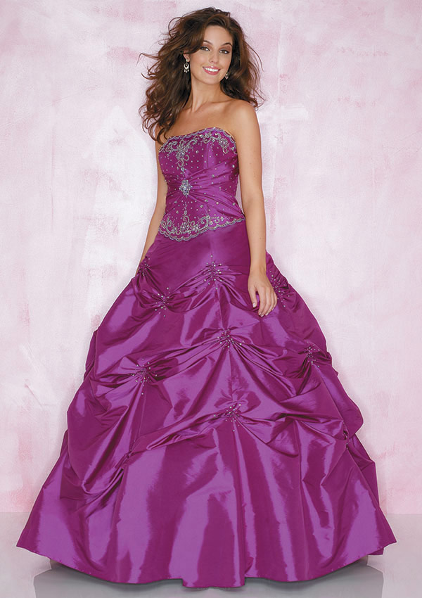 Also there are wide ranging colors for wedding dresses to select from