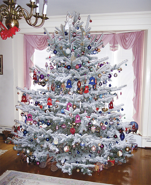 Christmas Trees And Gifts The Wondrous Pics