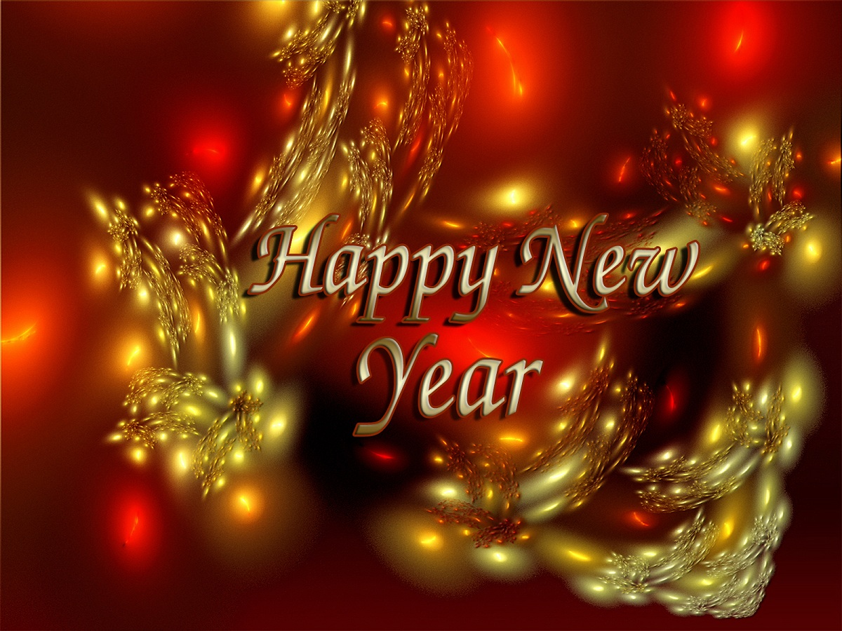 Happy New Year 2012 – Wallpaper