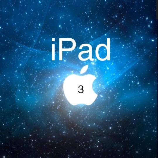 iPad 3 wallpaper
