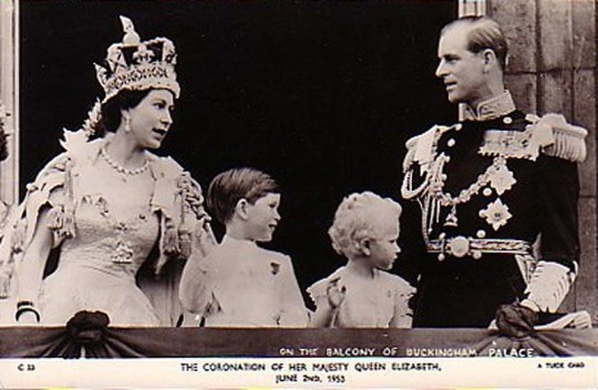Coronation Queen Elizabeth II