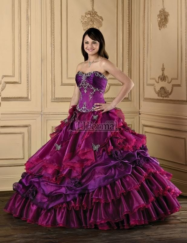 Quinceanera Dress Wedding Prom Ball Dresses