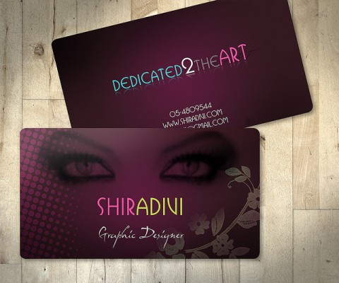 Inspiring Business Card Designs  (25)