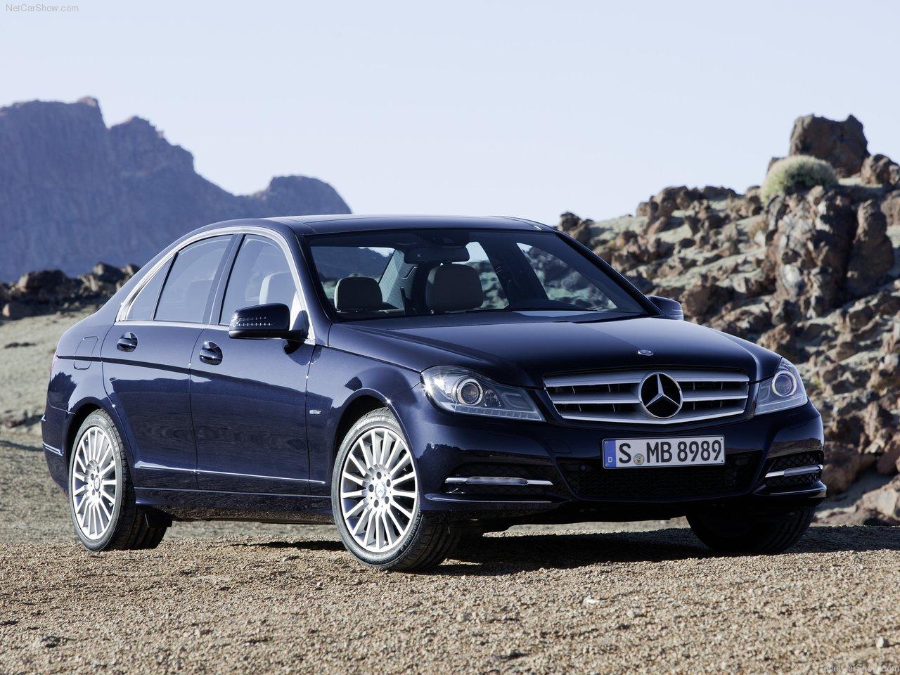 Mercedes-Benz-C-Class_2012