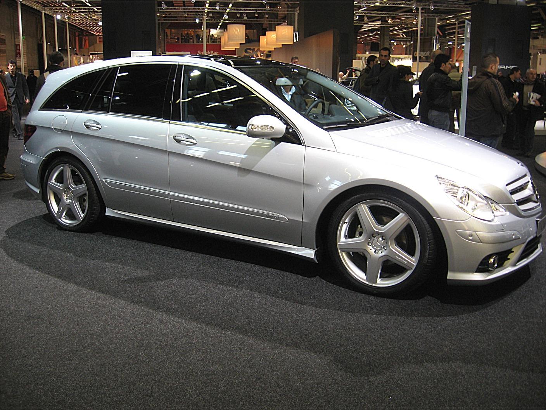 Mercedes benz the wondrous pics for 2012 mercedes benz r class