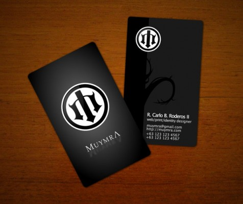 Inspiring Business Card Designs  (15)