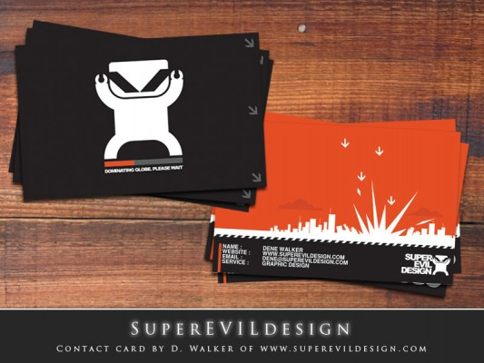 Inspiring Business Card Designs  (18)
