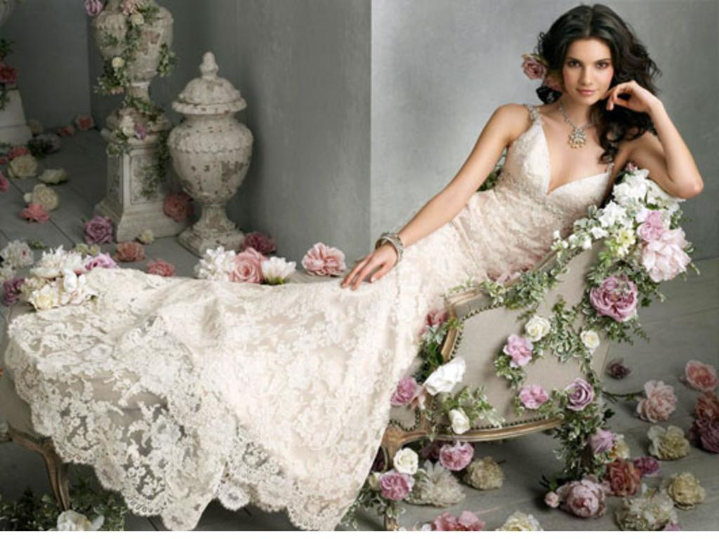 Vera wang wedding dresses the wondrous pics for Vera wang wedding dress used