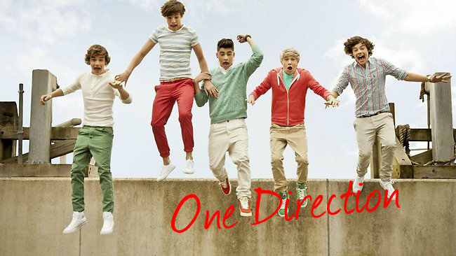 One Direction (1D) – Music Band