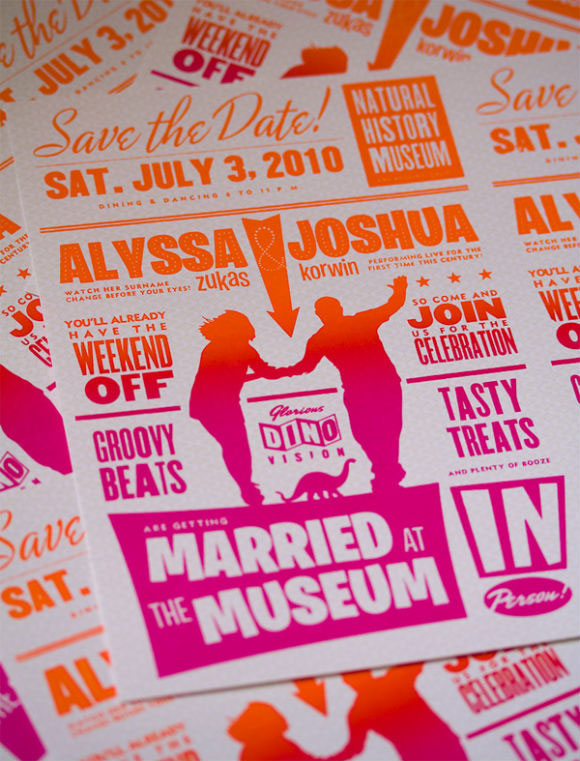 Married at the Museum