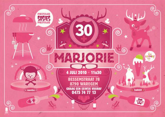 Marjorie's 30th Birthday