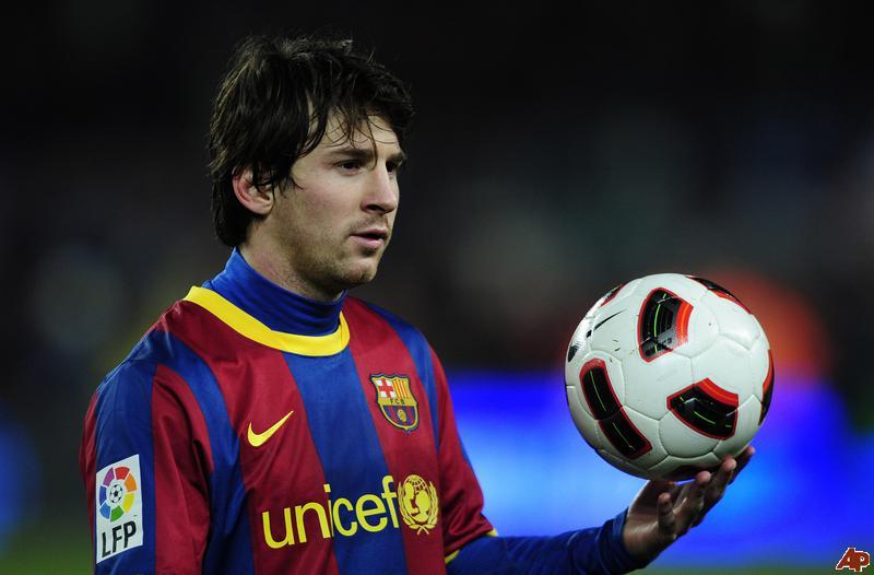 Lionel Messi Player
