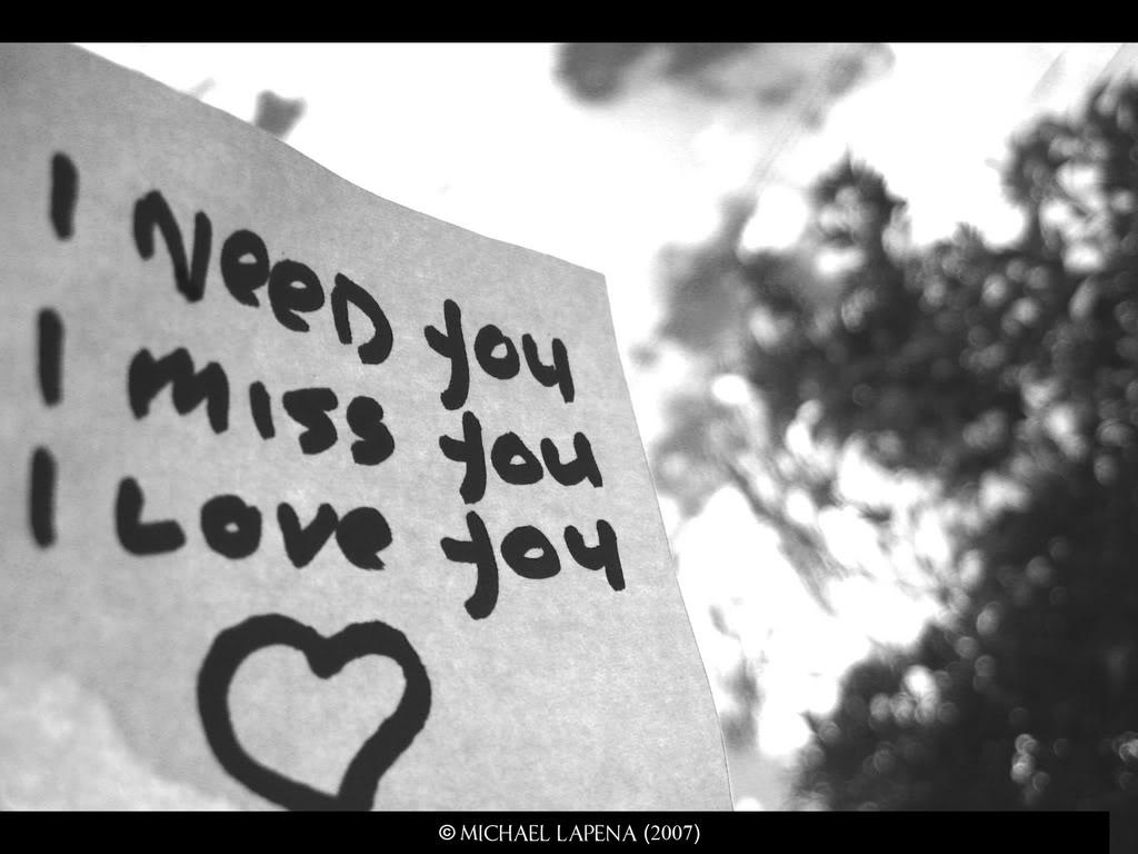 for miss you poems? Here you will find best I miss you poems, sad love