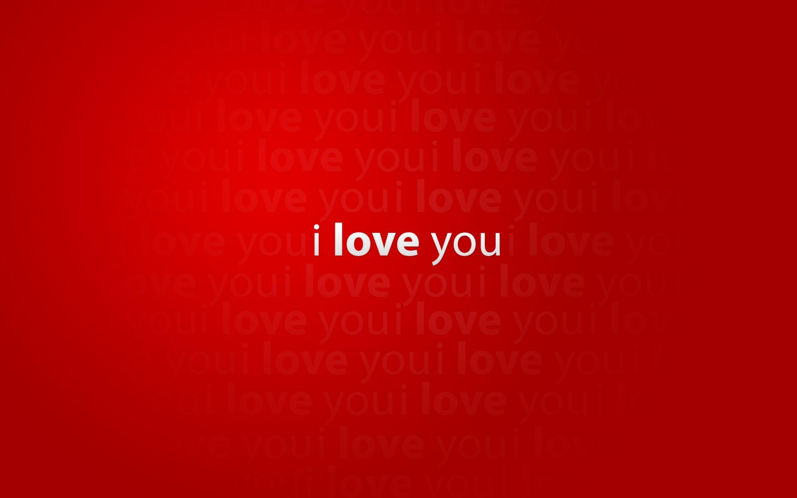 I Love You – Wallpapers and Poems
