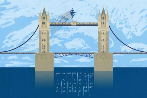 LondonBridge olympics