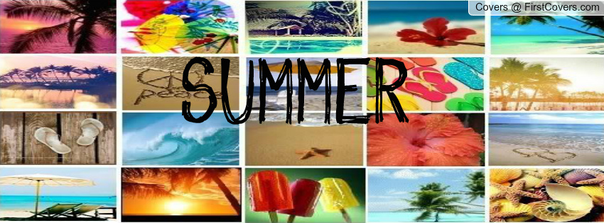 Summer Facebook Cover Photos