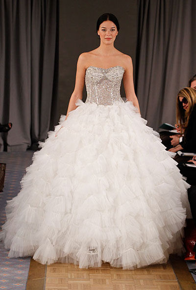 Latest Wedding Dresses on Latest Wedding Dresses 2012   The Wondrous Pics