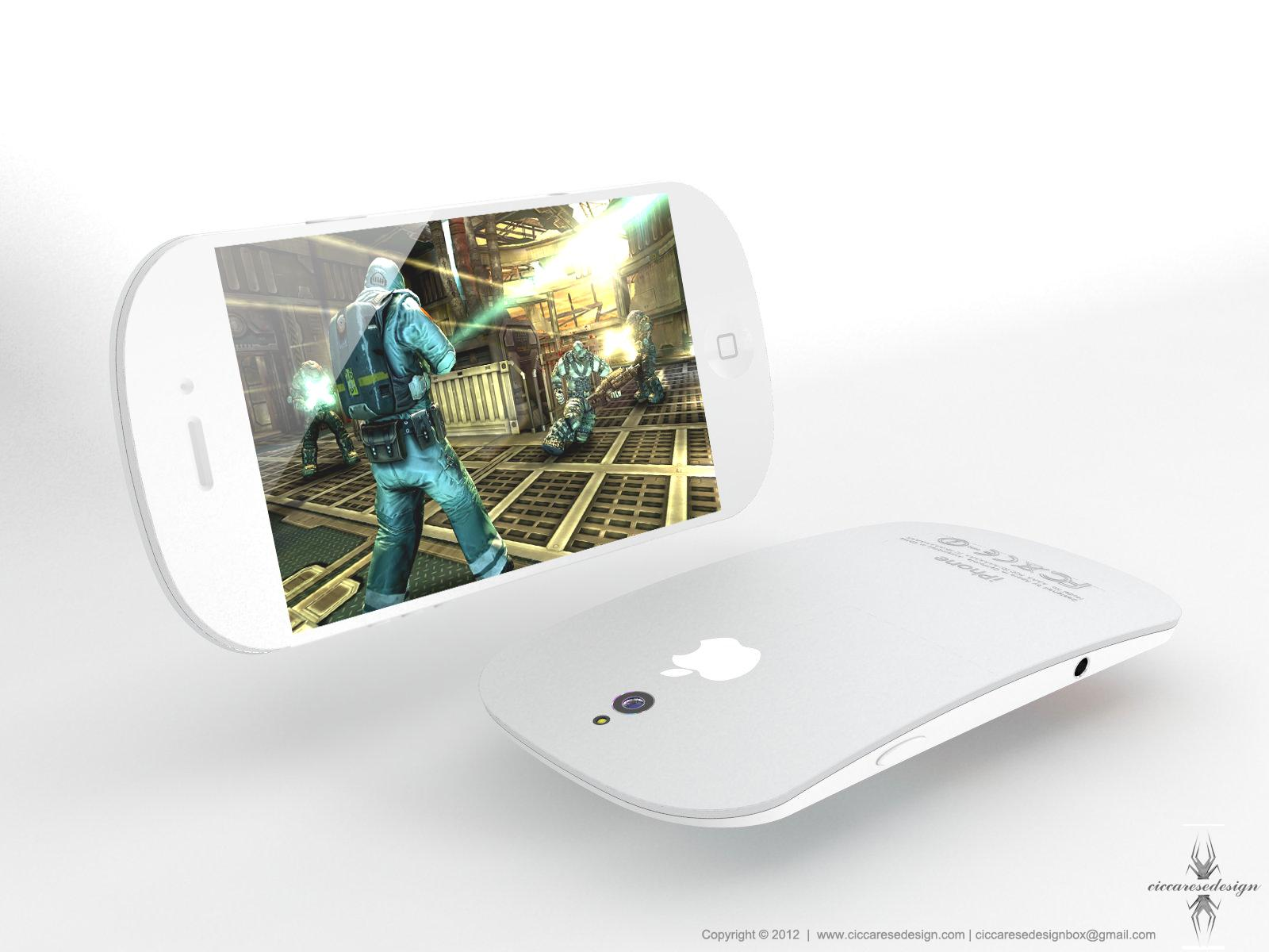 iPhone 5: Another Interesting Concept Design Pictures