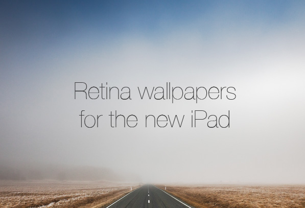 iPad Retina Wallpaper Pack