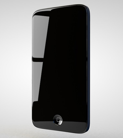 iPhone 5 Concept Black