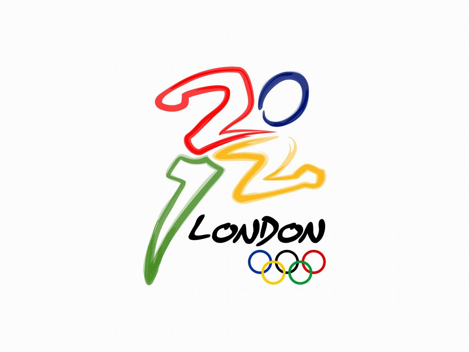 London 2012 – Olympic Rings and Logo