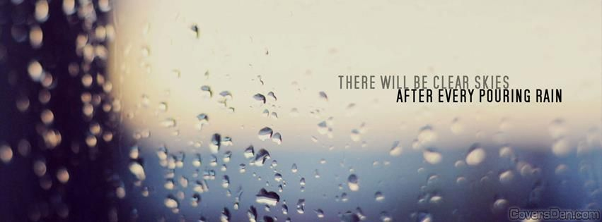 rain quotes for facebook - photo #28