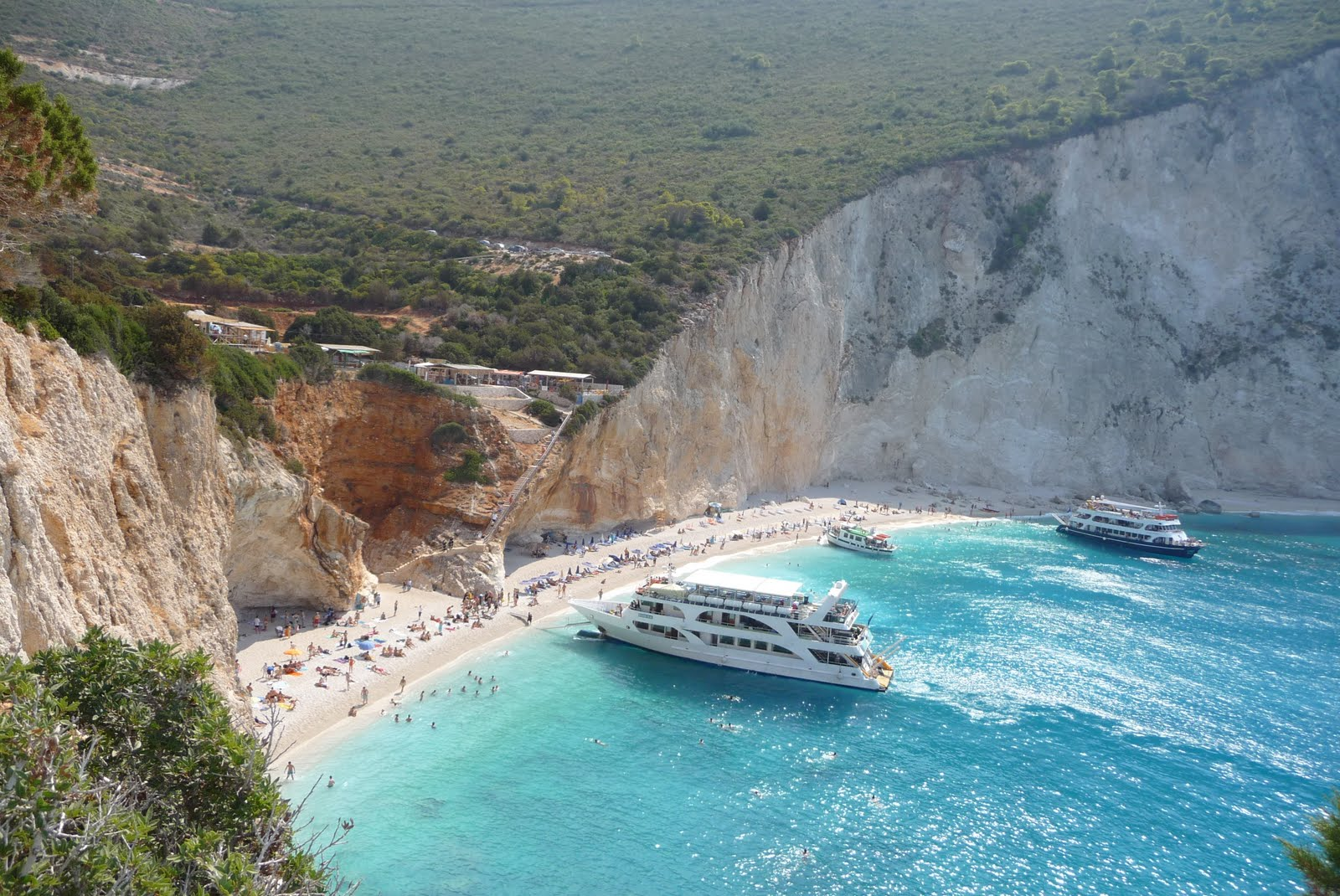 Porto Katsiki Beach Lefkada – Greece Beaches