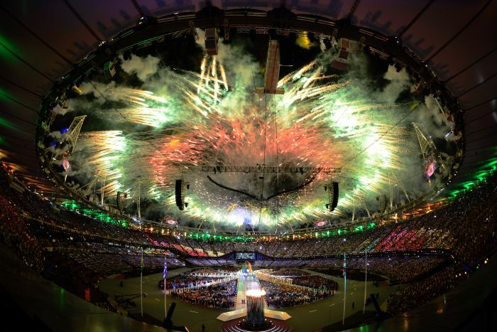 London Olympics 2012 – Closing Ceremony Pictures
