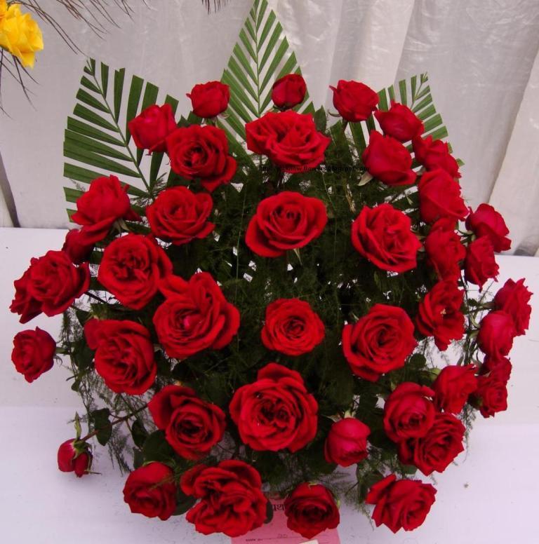 Rose flowers bouquet 1