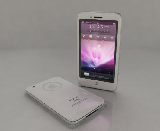 iPhone 5 Conceptual and Leaked Images from Japan