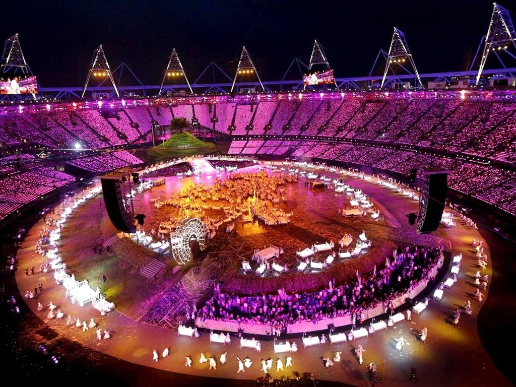 London Olympics 2012 – Opening Ceremony Pictures