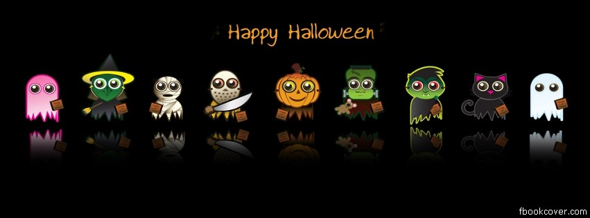 Halloween Happy Facebook Cover 6866 The Wondrous Pics