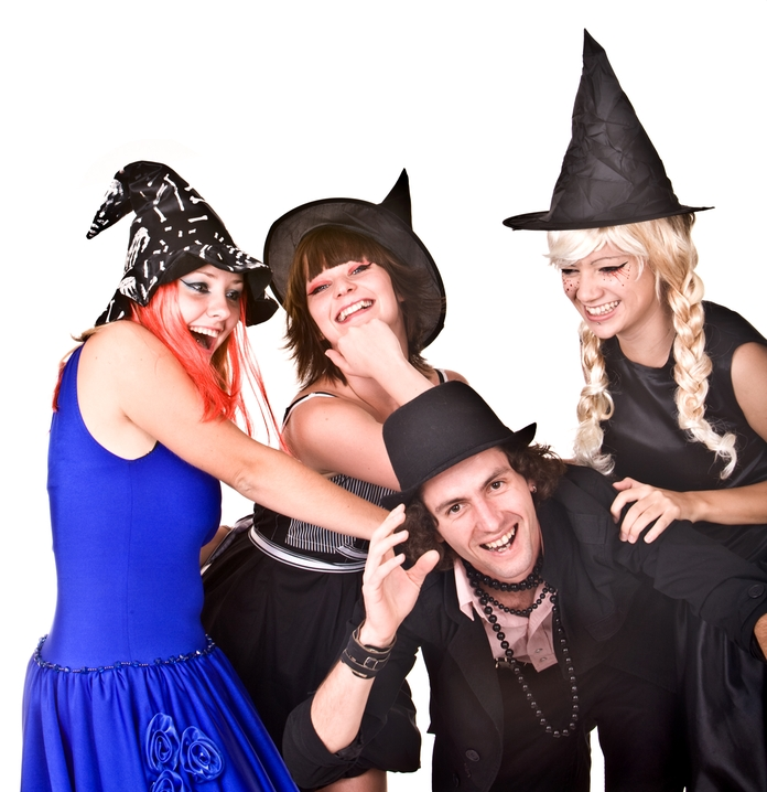 Halloween – Be What You Want To Be With Depositphotos.com