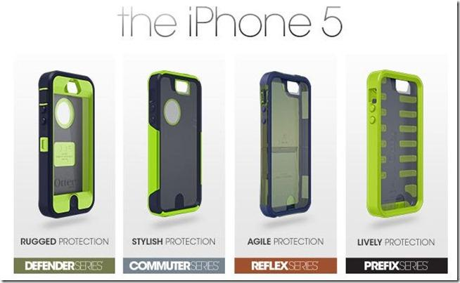 New iPhone 5 Cases