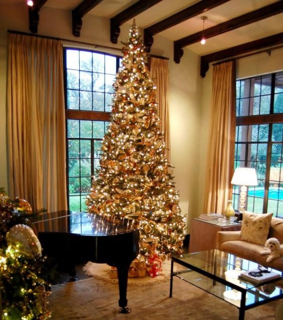 12 Ft Christmas Trees: Christmas Tree Decorating Ideas (Pictures)
