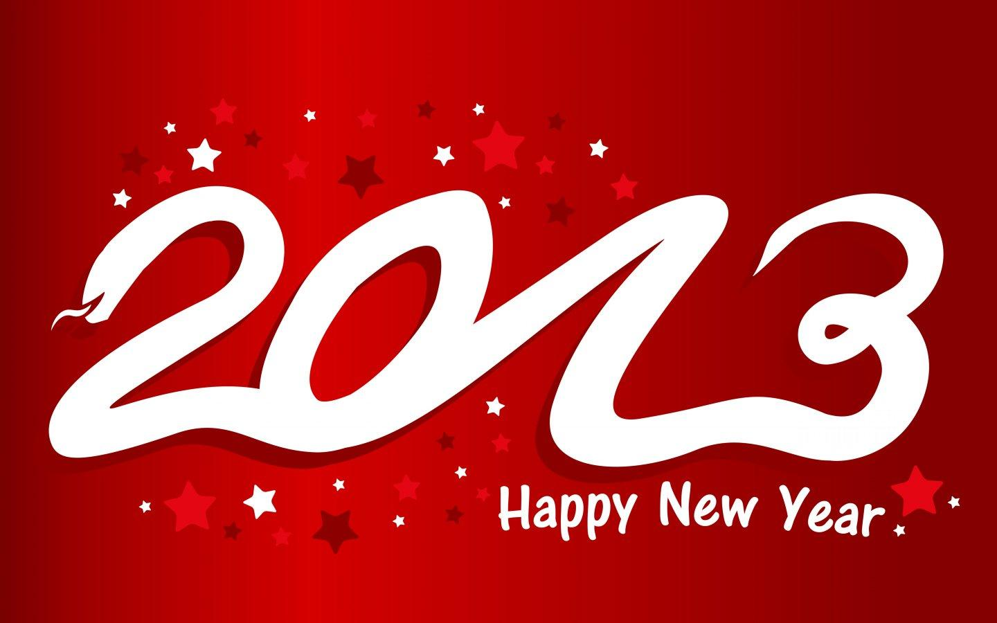 Happy New Year 2013 – Wallpapers