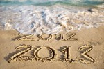 Happynewyear2013-written-on-sea-sand